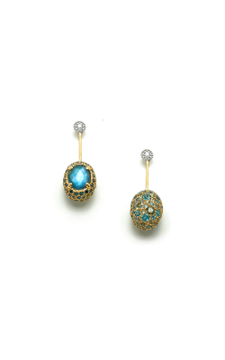 Nanis Italian Jewels Dancing In The Rain  Earrings OS10-584 product image