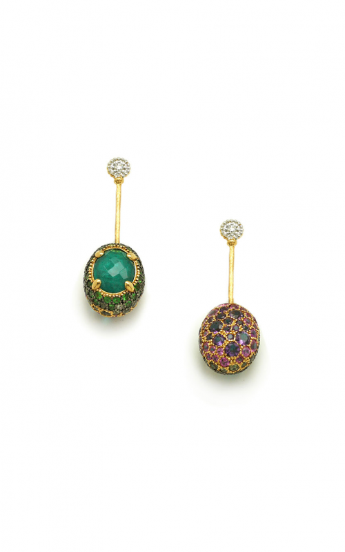 Nanis Italian Jewels Dancing In The Rain  Earrings OS14-584 product image