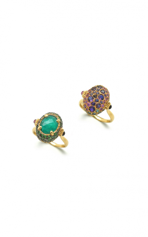 Nanis Italian Jewels Dancing In The Rain  Fashion ring AS12-584 product image