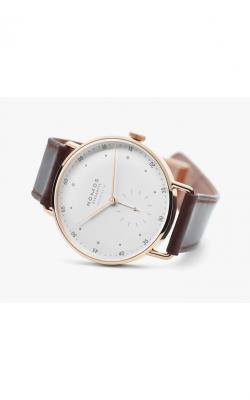 Nomos Glashuette Metro Watch 1180 product image