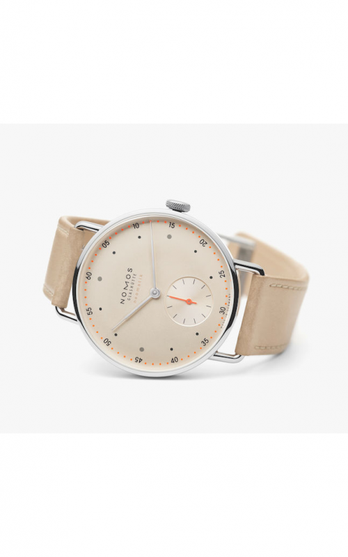 Nomos Glashuette Metro Watch 1107 product image
