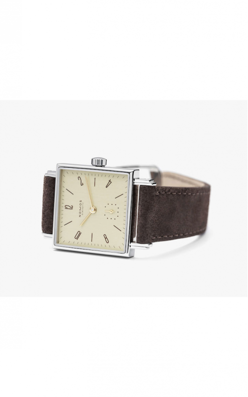 Nomos Glashuette Tetra Watch 472 product image