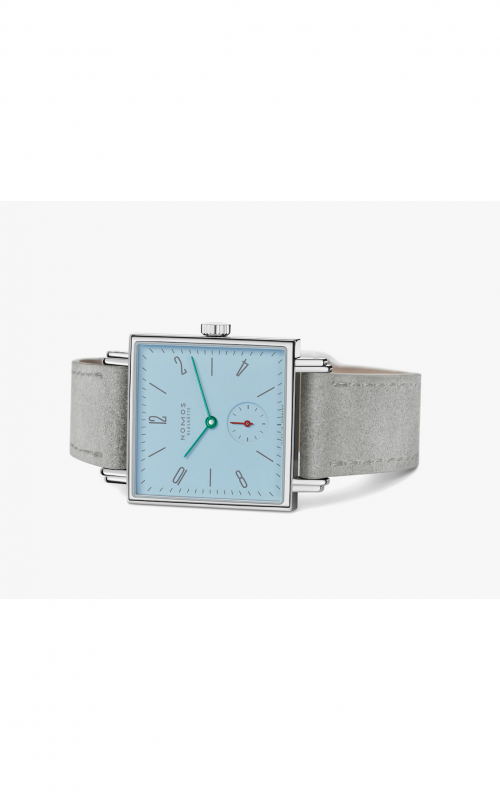 Nomos Glashuette Tetra Watch 496 product image