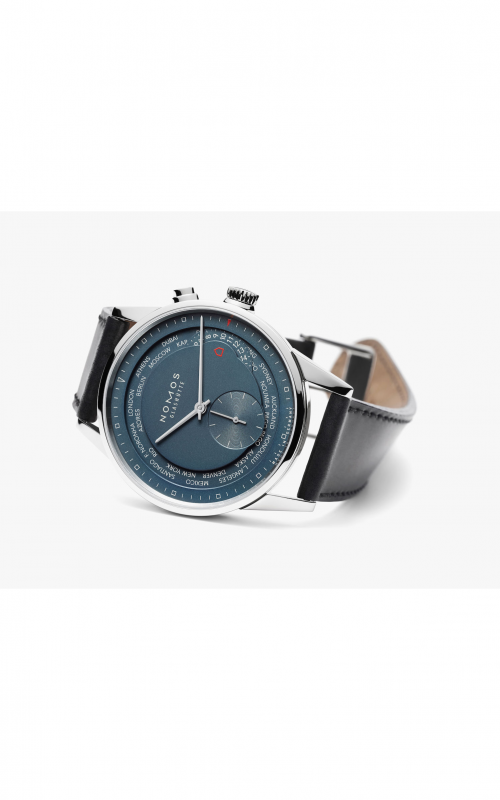 Nomos Glashuette Zurich Watch 807 product image