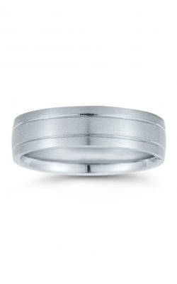 Novell Men's Wedding Band N00125-6-EW product image