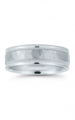 Novell Men's Wedding Band N00124-6-PL product image