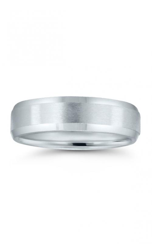 Novell Men's Wedding Band N00126-6-EW product image