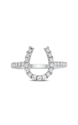 Odelia Diamond Horseshoe Ring ALR-10321 product image