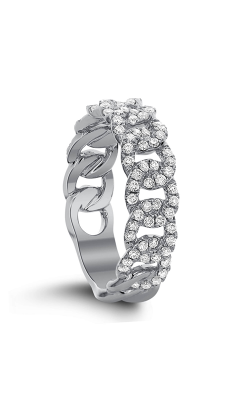 Odelia Diamond Interlocking Ring ALR-14320 product image