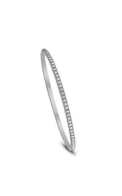 Odelia Studded Diamond Bangle ALB-5280 product image