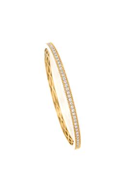 Odelia Studded Diamond Bangle ALB-14233 product image