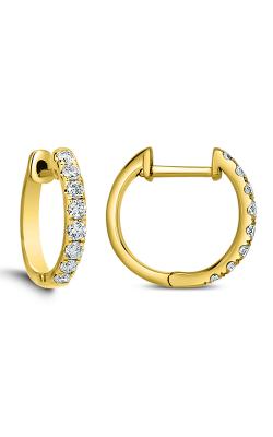 Odelia Diamond Hoop Earrings AER-10725 product image