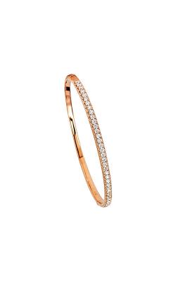 Odelia Studded Diamond Bangle ALB-10156 product image