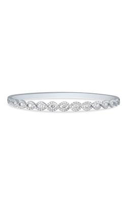 Odelia Diamond Twist Bangle ALB-7605 product image