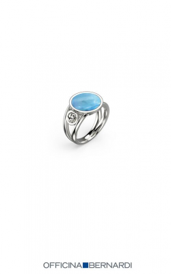 Officina Bernardi Aurora Blu Fashion ring MD18BLU1R3W product image
