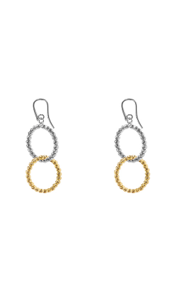 Officina Bernardi Interlock Earrings INTE25GW product image