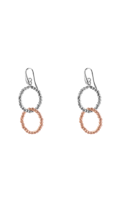 Officina Bernardi Interlock Earrings INTE25PKW product image