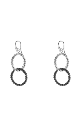 Officina Bernardi Interlock Earrings INTE25BW product image