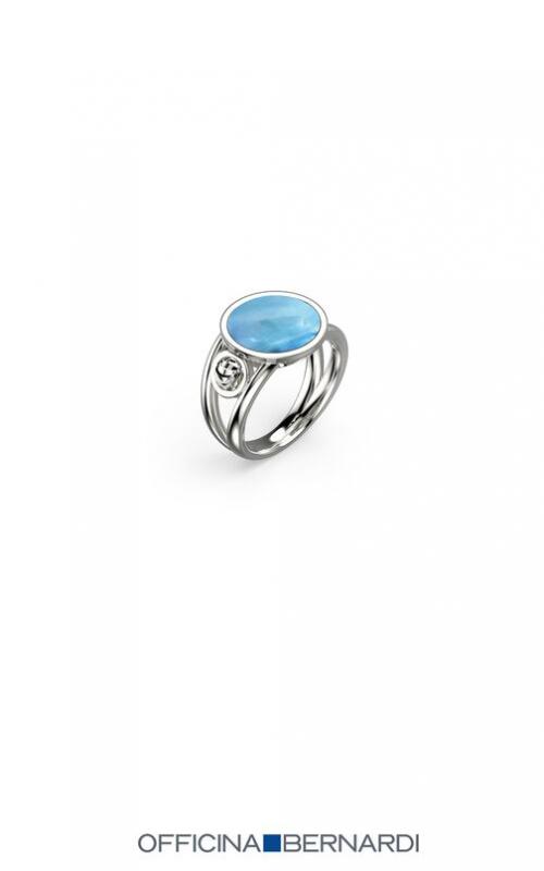 Officina Bernardi Aurora Blu Fashion ring MD18BLU1R3W product image