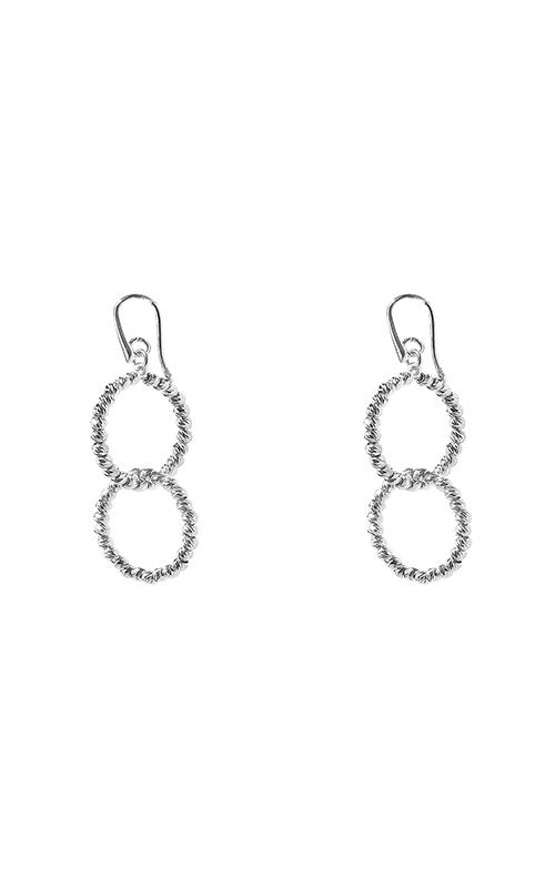 Officina Bernardi Interlock Earrings INTE25W product image