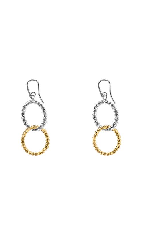 Officina Bernardi Interlock Earrings INTE25GW product image