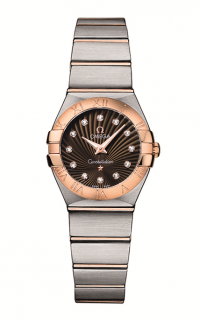 Omega Constellation	 123.20.24.60.63.001