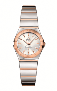 Omega Constellation	 123.20.24.60.02.003