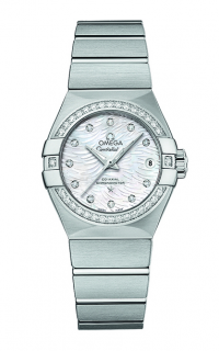 Omega Constellation	 123.15.27.20.55.003