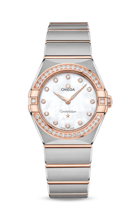 Omega Constellation	 131.25.28.60.55.001