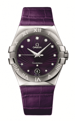 Omega  Constellation Watch 123.13.35.60.60.001 product image