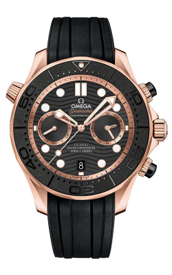 Omega Seamaster Watch 210.62.44.51.01.001 product image