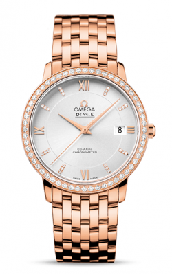 Omega De Ville Watch 424.55.37.20.52.001 product image