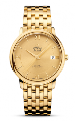 Omega De Ville Watch 424.50.37.20.08.001 product image