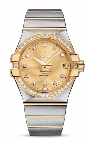 Omega Constellation Watch 123.25.35.20.58.001 product image