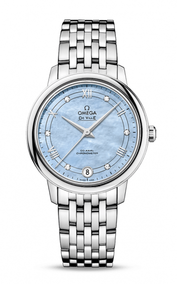 Omega De Ville	 Watch 424.10.33.20.57.001 product image