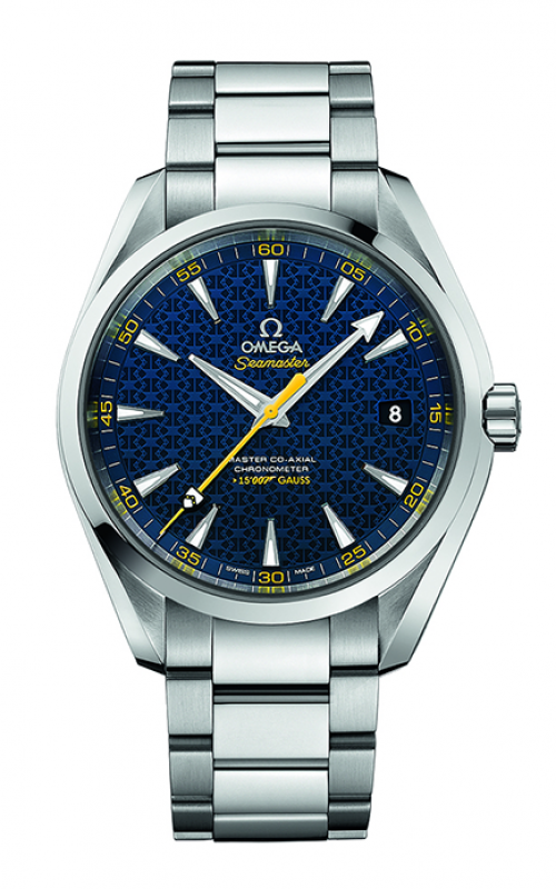 Omega Seamaster Watch 231.10.42.21.03.004 product image