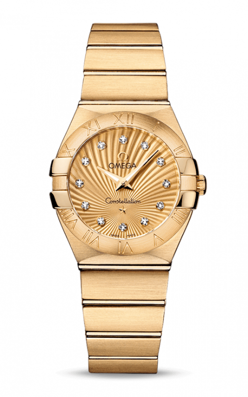 Omega Constellation Watch 123.50.27.60.58.001 product image
