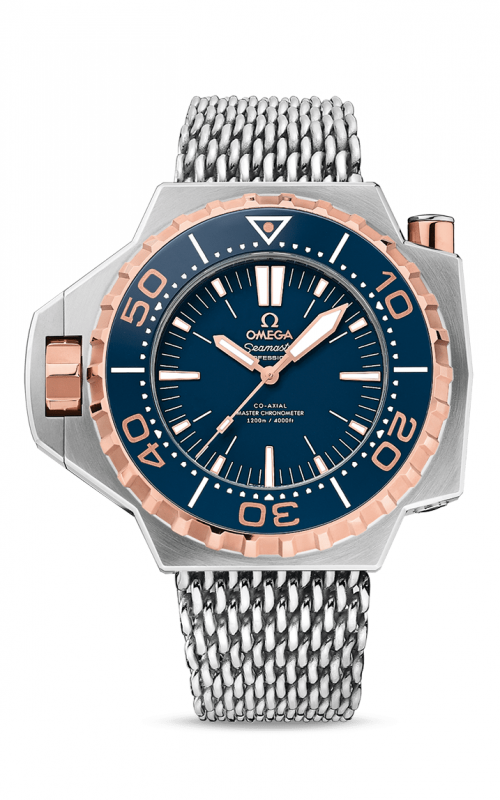 Omega Seamaster Watch 227.60.55.21.03.001 product image