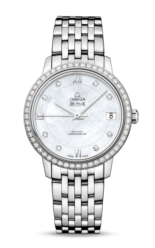 Omega De Ville	 Watch 424.15.33.20.55.001 product image
