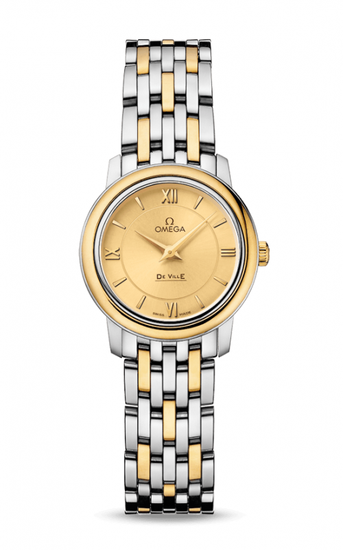Omega De Ville	 Watch 424.20.24.60.08.001 product image