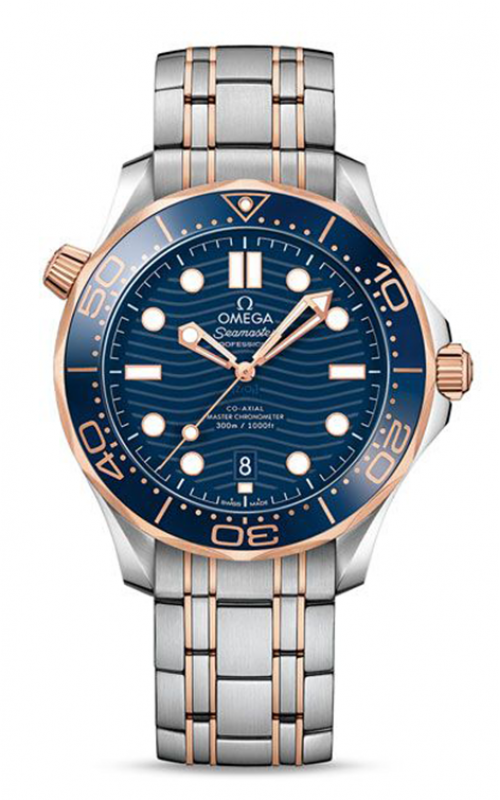 Omega Seamaster Watch 210.20.42.20.03.002 product image