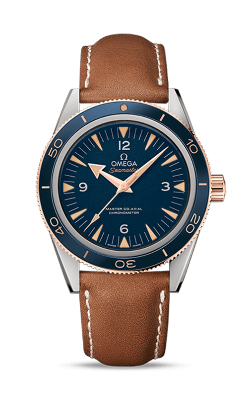 Omega Seamaster Watch 233.62.41.21.03.001 product image