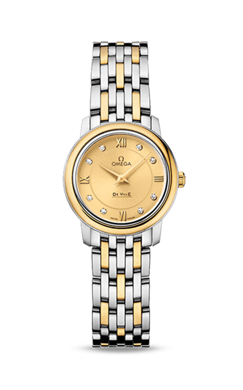 Omega De Ville	 Watch 424.20.24.60.58.001 product image
