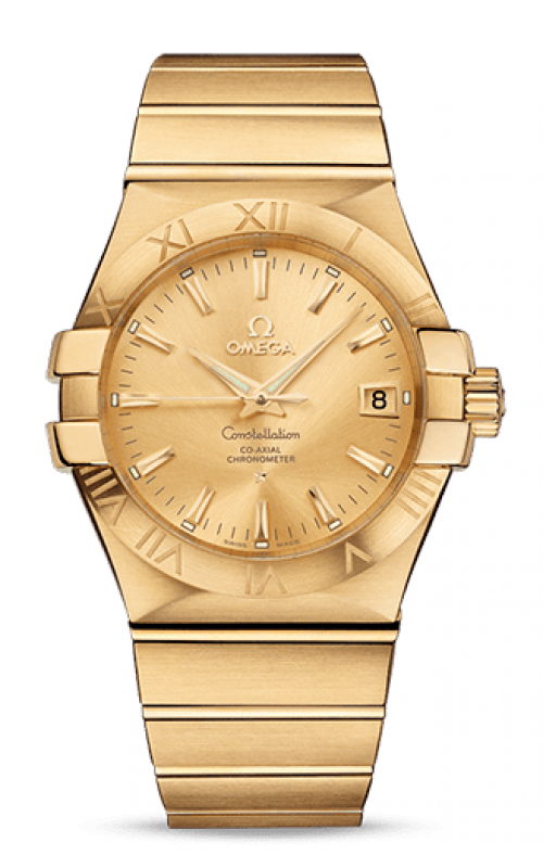 Omega Constellation Watch 123.50.35.20.08.001 product image