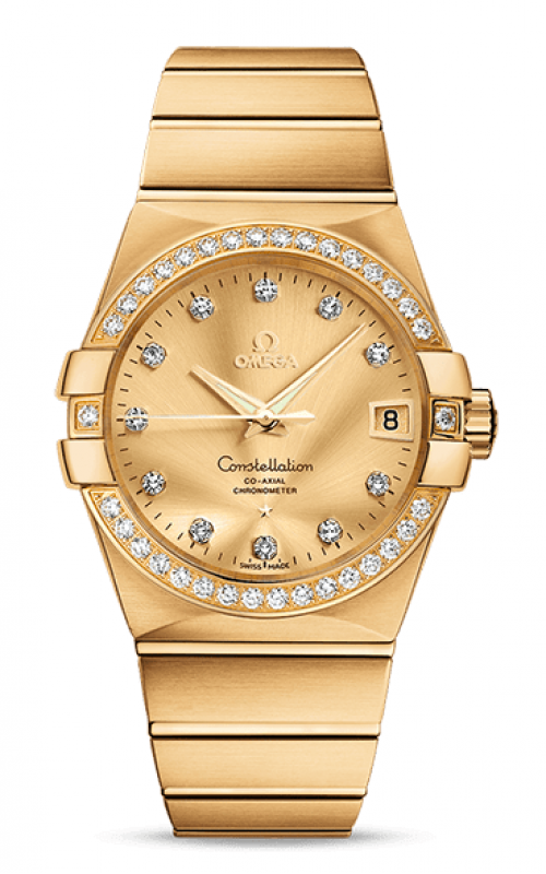 Omega Constellation Watch 123.55.38.21.58.001 product image