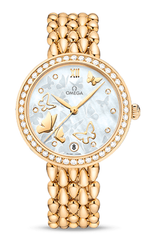 Omega De Ville	 Watch 424.55.33.20.55.008 product image