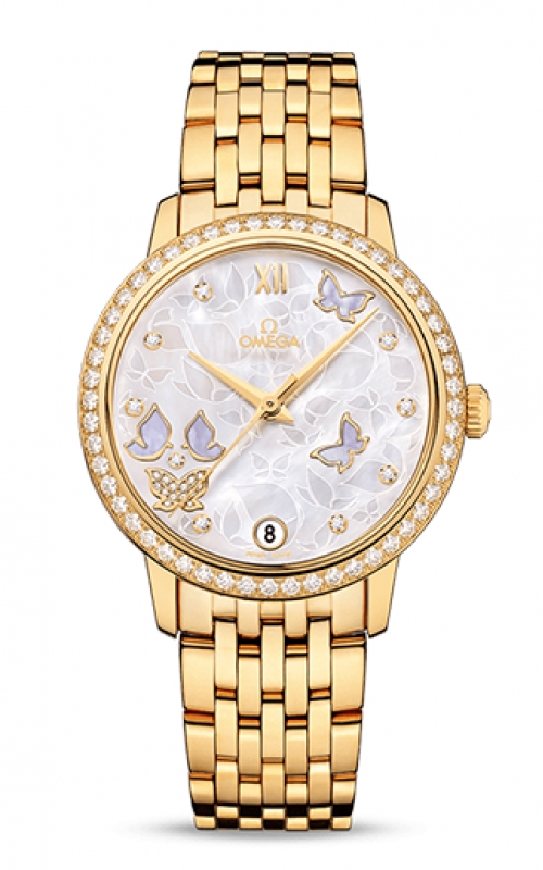 Omega De Ville	 Watch 424.55.33.20.55.005 product image