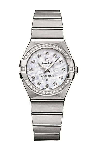 Omega Constellation	 123.15.27.60.55.001 product image