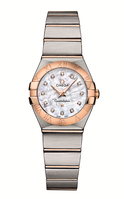 Omega Constellation	 123.20.24.60.55.001 product image