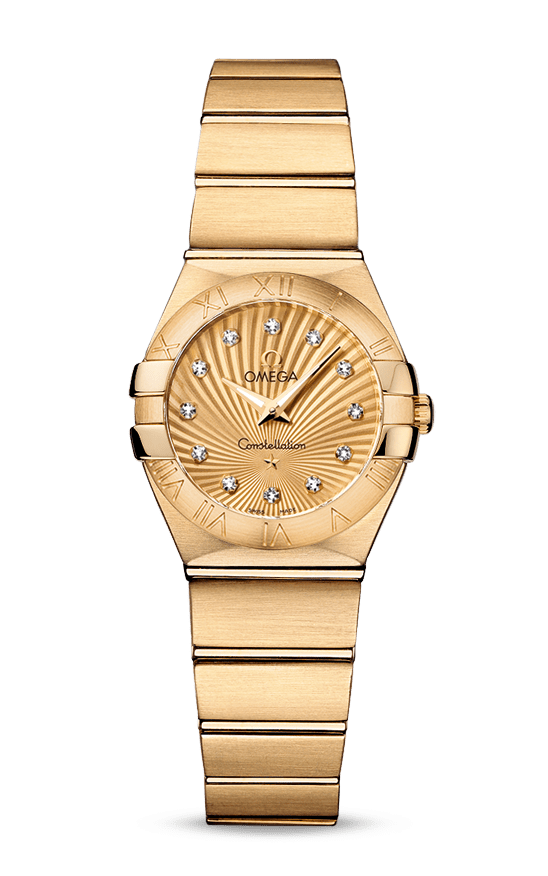 Omega Constellation	 123.50.24.60.58.001 product image